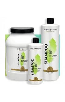 Traditional Line Green Apple Shampoo Long Hair, шампунь Зеленое яблоко, для длинношерстных пород / Iv San Bernard (Италия)