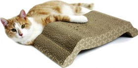 Bridge scratcher, когтеточка для кошек / Kitty City  (США)