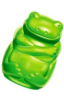 Игрушка  для собак с пищалкой - Squeezz JELS Frog / KONG (США)