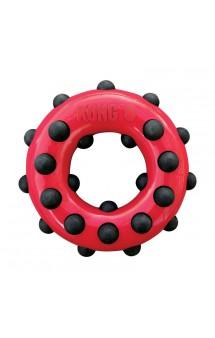 Dots Кольцо, игрушка для собак / KONG (США)