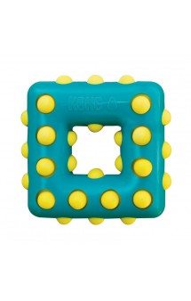 Dots Квадрат, игрушка для собак / KONG (США)