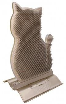 Connects™ Kitty Comber, придверная чесалка для кошек / KONG (США)