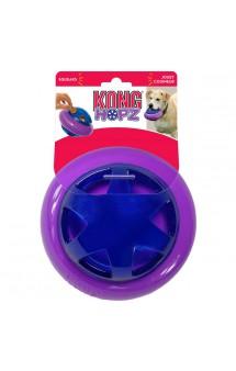 KONG Hopz Ball, мяч для лакомств с пищалкой для собак / KONG (США)