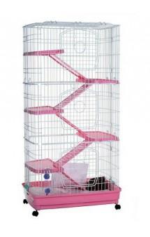 Клетка F13, для грызунов / Kredo (Китай)