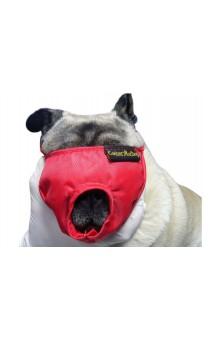 Buster Vet Nylon muzzle for brachycephale dog, нейлоновый намордник для короткомордных собак / Kruuse (Дания)