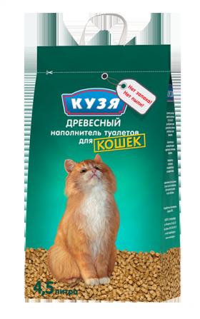 Древесный наполнитель / Кузя (Россия)