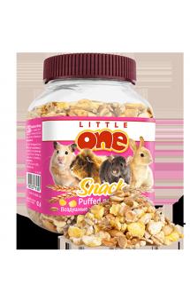 Little One, лакомство для грызунов, Воздушные зерна / Mealberry (Германия,Россия)