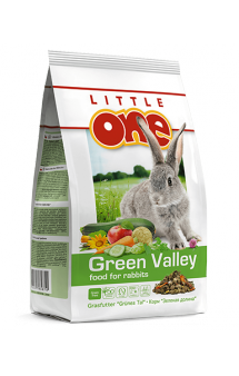 Little One, корм «Зеленая Долина» для кроликов / Mealberry (Германия,Россия)