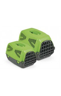 Переноска для животных «Sirio Little/Big», зеленая / MPS (Италия)