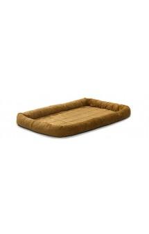 Quiet Time Pet Bed Cinnamon, Лежанка меховая, коричневая / MidWest (США)