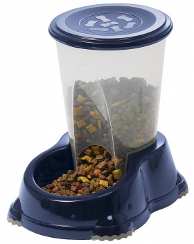 Smart snacker, автокормушка для кошек и собак, 1,5 л / Moderna (Бельгия)