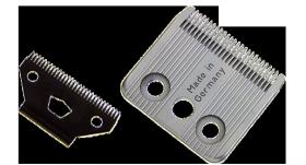 Ножевой блок на винтах для машинки Moser 1400 / Moser(Германия)