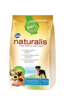 Naturalis Puppies Turkey and Chicken,для щенков / Naturalis (Бразилия)