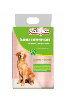 """Пеленки гигиенические """"Yo-Yo"""" для домашних животных / NekiZoo (Япония)"""