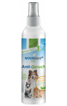 Спрей для уничтожения запахов от собак и кошек / NOVAGard Green (Германия)