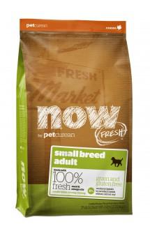 NOW FRESH GF SMALL Breed, корм для собак мелких пород с Индейкой и Уткой / Petcurean (Канада)
