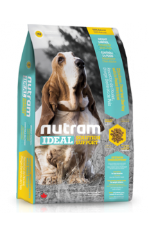 "I18 Nutram Ideal, корм для собак, ""Контроль веса"" / Nutram (Канада)"