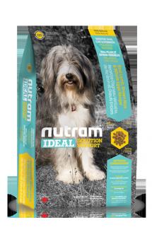 I20 Nutram Ideal, корм для собак с проблемами кожи шерсти и пищеварения / Nutram (Канада)