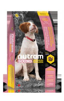 S2 Nutram Sound, корм для щенков / Nutram (Канада)