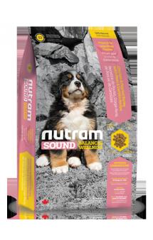 S3 Nutram Sound, корм для щенков крупных пород / Nutram (Канада)