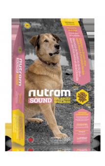 S6 Nutram Sound, натуральный корм для взрослых собак / Nutram (Канада)