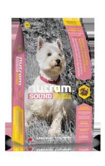 S7 Nutram Sound, натуральный корм для взрослых собак мелких пород / Nutram (Канада)