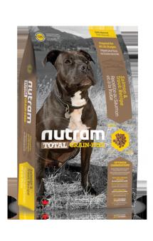 T25 Nutram Total Grain Free, корм для собак c Лососем и Форелью / Nutram (Канада)