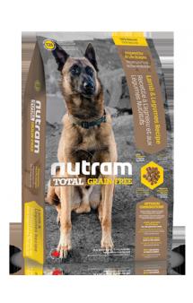 T26 Nutram Total Grain-Free, корм для собак c ягненком и бобовыми / Nutram (Канада)