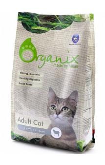 Adult Cat Lamb, корм для кошек с Ягненком / Organix (Нидерланды)