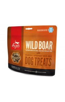 ORIJEN Alberta Wild Boar, Дикий кабан, лакомство для собак / Champion Freeze Dry (Канада)