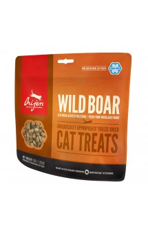 ORIJEN Cat Alberta Wild Boar, лакомство для кошек Дикий Кабан / Champion Freeze Dry (Канада)