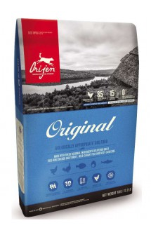 ORIJEN ORIGINAL DOG, корм для собак всех пород / Champion Petfoods (Канада)