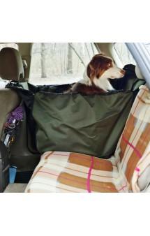 Автогамак OSSO Car Premium на 1/3 заднего сидения автомобиля / OSSO Fashion (Россия)