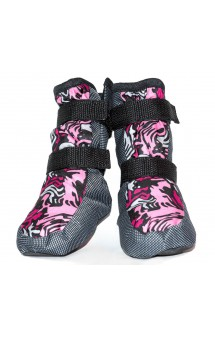 Ботинки утепленные для собак / OSSO Fashion (Россия)