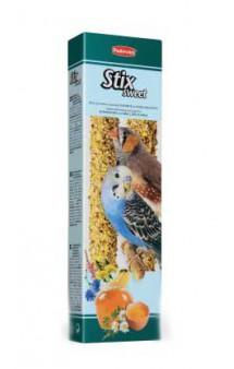 Stix Sweet Cocorite Ed Esotici, палочки для попугайчиков и экзотов / Padovan (Италия)