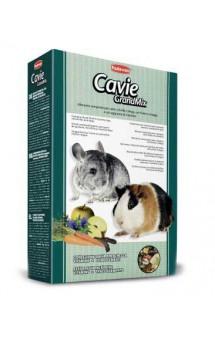 GrandMix Cavia, основной корм для морских свинок, шиншилл и дегу / Padovan (Италия)