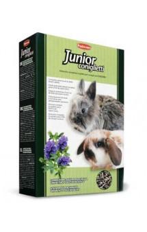 Junior Coniglietti, корм для молодых карликовых кроликов / Padovan (Италия)