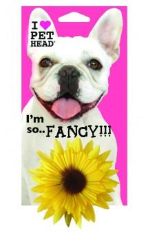 """Flower sunflower, Украшение """"Солнечный цветок"""" / Pet Head ( США)"""