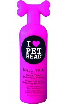 """Dirty Talk, """"Грязный разговор"""" Апельсиновый дезодорирующий шампунь для собак / Pet Head ( США)"""