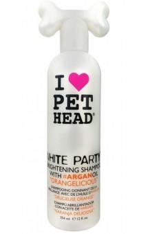 """White Party Апельсиновый шампунь """"Белая вечеринка"""" / Pet Head ( США)"""