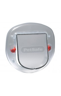 Staywell Big Cat and Small Dog Pet Door, дверца для больших кошек и маленьких собак / Petsafe (США)