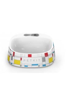 Миска-весы FRESH, с рисунком Клетка / Petkit (Великобритания)