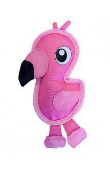 OH Fire Biterz Flamingo Фламинго, игрушка для собак, малая / Petstages (США)