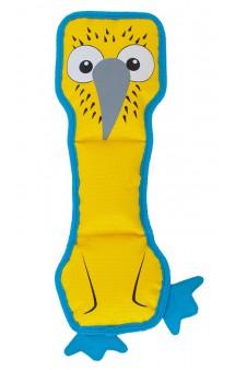 OH Fire Biterz Желтая птица, игрушка для собак, средняя / Petstages (США)
