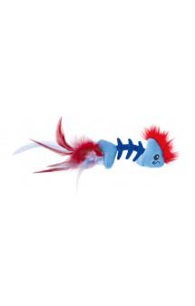 Fish Bone Игрушка для кошек Рыбья кость / Petstages (США)
