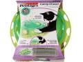Catnip Chaser Игрушка для кошек Трек с контейнером для кошачьей мяты / Petstages (США)