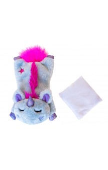 Cuddle Pal, Unicorn Игрушка-грелка Единорожек для котят и щенков / Petstages (США)