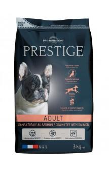 Prestige Adult Sensible Salmon Корм для чувствительных собак, Лосось / Pro-Nutrition Flatazor (Франция)
