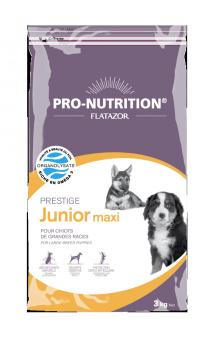 Prestige Maxi Junior Корм для щенков крупных пород / Pro-Nutrition Flatazor (Франция)