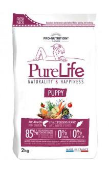 Pure Life Puppy Корм для щенков / Pro-Nutrition Flatazor (Франция)